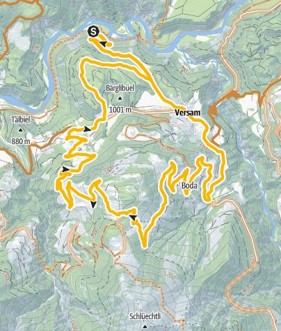 Map / 257 Calörtsch