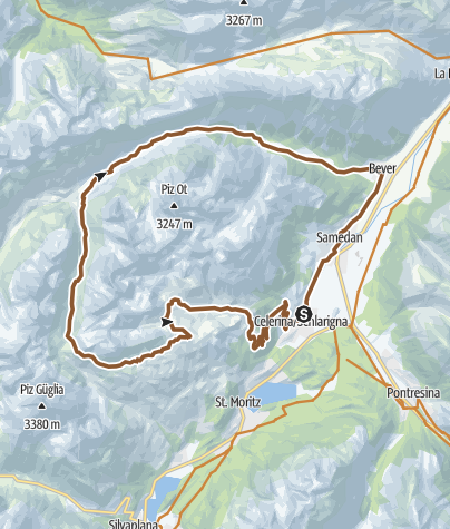 Map / 671 Suvretta Loop