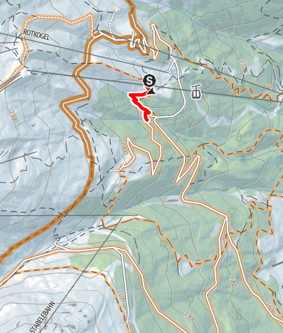 Karte / Traien Trail (677)