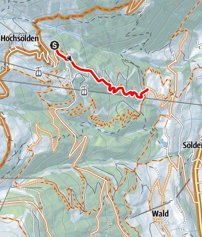 Karte / Harise Trail (670)