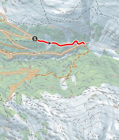 Karte / Lochle Alm Trail (6014)