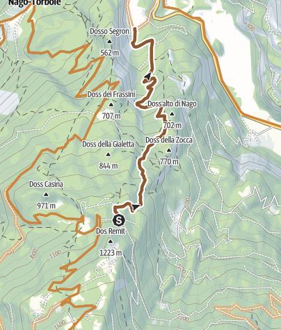 Cartina / DH Val del Diaol