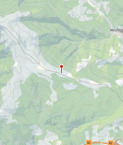 Karte / Bernsteinhütte