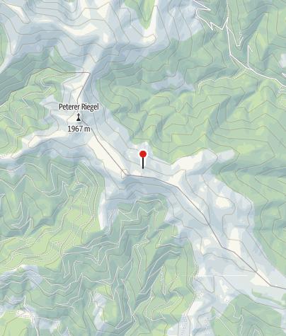 Karte / Hirschegger Goldloch