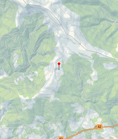 Karte / Schrottalmhütte