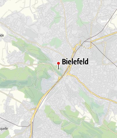 Karte / Mercure Hotel Bielefeld Johannisberg****
