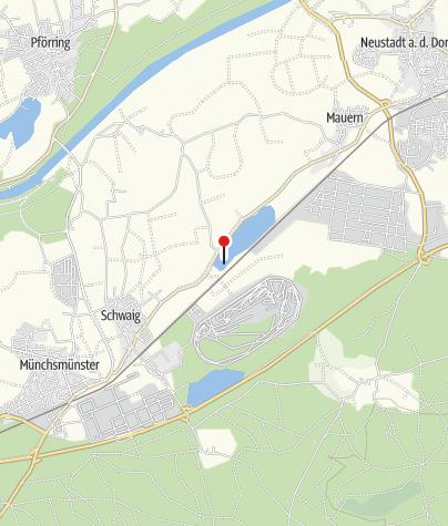 Map / Mauerner Badesee