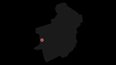 Map / Piz Lagrev 3165 m ü.M.