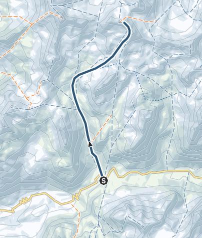 Karte / Piz Surgonda 3196 m ü.M.