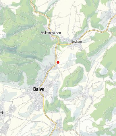 Map / Geocaching rund um die Luisenhütte