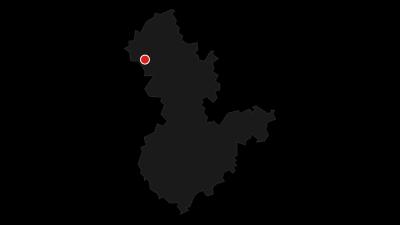 Karte / Eifelsteig (Etappe 1) - Im Schatten der Vennbahn