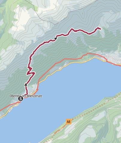 Map / Die Aussicht lohnt den Aufstieg