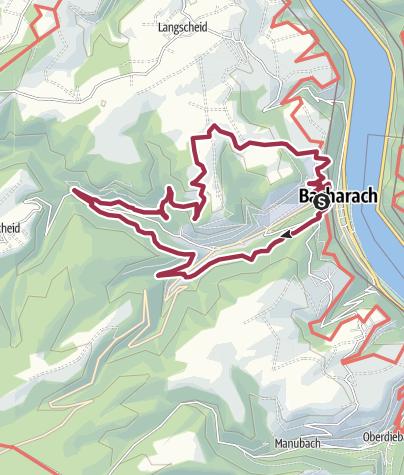 Karte / Stahlberg-Schleife