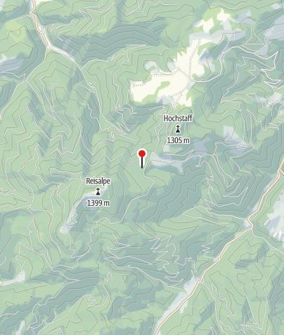 Karte / Kleinzeller Hinteralm