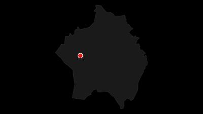 "Karte / ROTHAARSTEIG-SPUR ""Trödelsteinpfad"" - Tanz auf dem Vulkan"