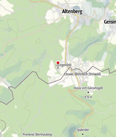 Karte / Hotel Lugsteinhof