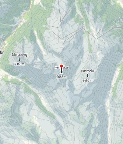 Karte / Heimspitze (2.685 m)