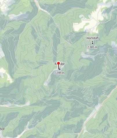 Karte / Reisalpenschutzhaus