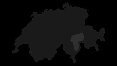Karte / Adula-Gruppe