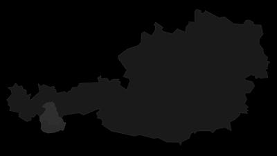 Cartina / Alpi dell'Oetztal
