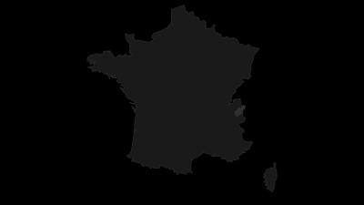 Karte / Montblanc-Gruppe