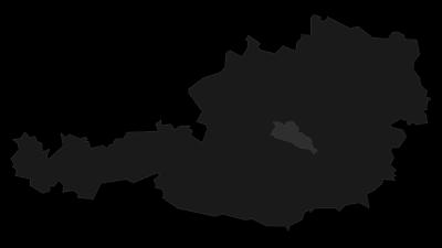 מפה / Ennstal Alps