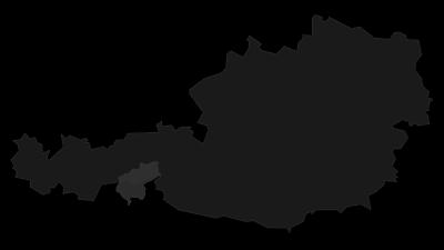 Mapa / Zillertal Alps