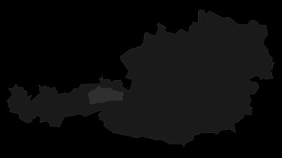 Map / Kitzbuehel Alps