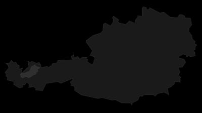 מפה / Lechtal Alps