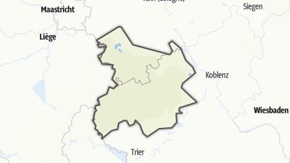 Cartina / Eifel