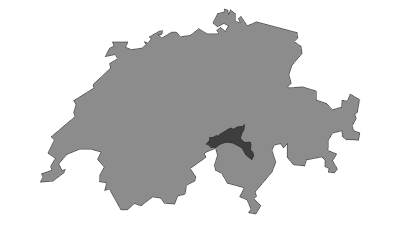 Karte / Gotthard-Gruppe