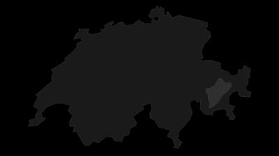 Map / Albula Alps