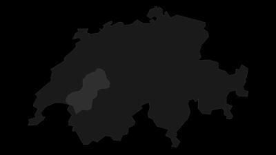 地图 / Fribourg Alps