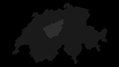 Map / Emmental Alps
