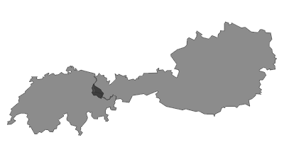 Karte / Rätikon
