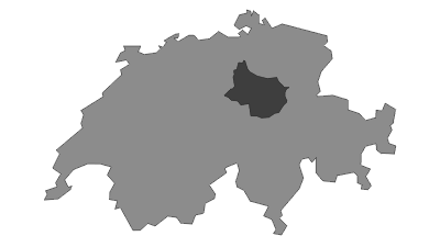 Map / Schwyzer Alps