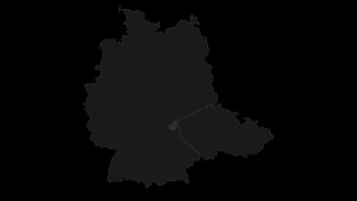 Karte / Fichtelgebirge