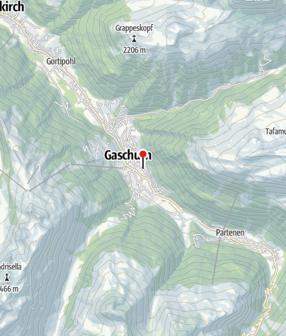 Karte / Ferienhaus Pfeifer