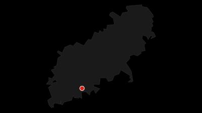 Karte / Kloster-Felsenweg