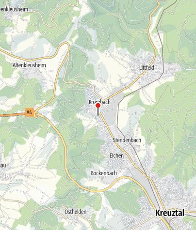 Map / Krombacher Erlebniswelt