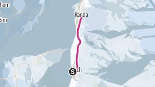 Map / Täsch-Randa (Nr. 131)