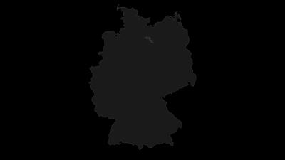 מפה / Mecklenburgisches Elbetal