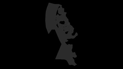 Cartina / Schlesw.-Holst. Wattenmeer