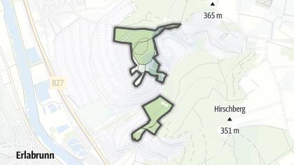 Mapa / Höhfeldplatte und Scharlachberg