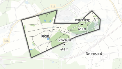 מפה / Kreut
