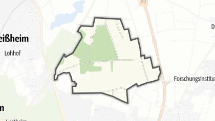 地图 / Mallertshofer Holz mit Heiden