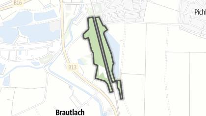 מפה / Oberstimmer Schacht