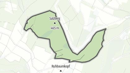 Carte / Salzberg und Heugrund