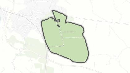 地图 / Wolbecker Tiergarten