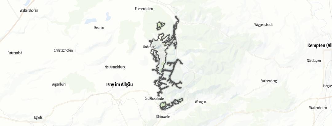 Karte / Adelegg